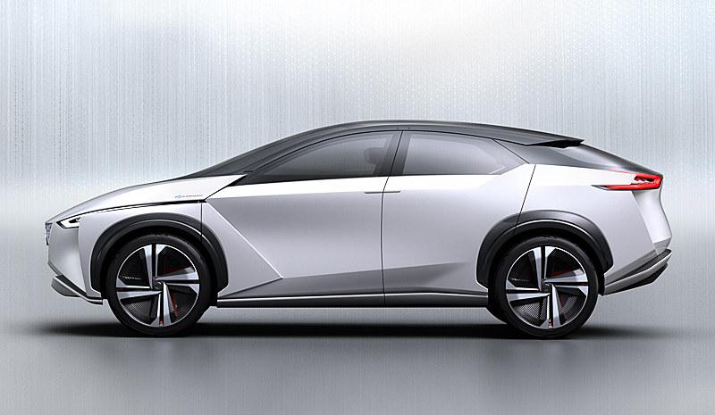 Nissan IMxのボディサイズは4700×1880×1620mm(全長×全幅×全高)で、ホイールベースは2800mm