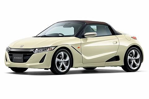 ホンダ、「S660」の特別仕様車「#komorebi edition」。11月10日~2018年1月31日の期間限定販売 「S660(エスロクロクマル)」の特別仕様車「#komorebi edition」
