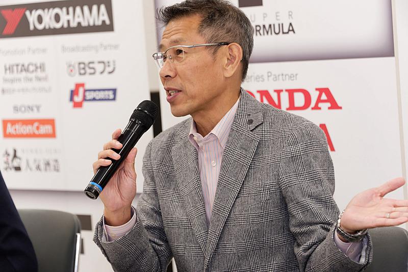 株式会社日本レースプロモーション 代表取締役社長 倉下明氏