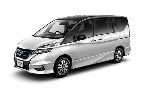日産、「セレナ e-POWER」を東京モーターショー2017で公開。市販車は2018年春に発売 セレナ e-POWER