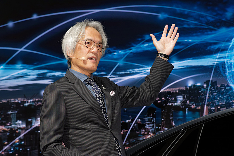 Lexus International President 澤良宏氏