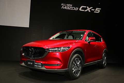 マツダ「CX-5」、NASVAの2017年度前期自動車アセスメントで衝突安全評価のトップに CX-5