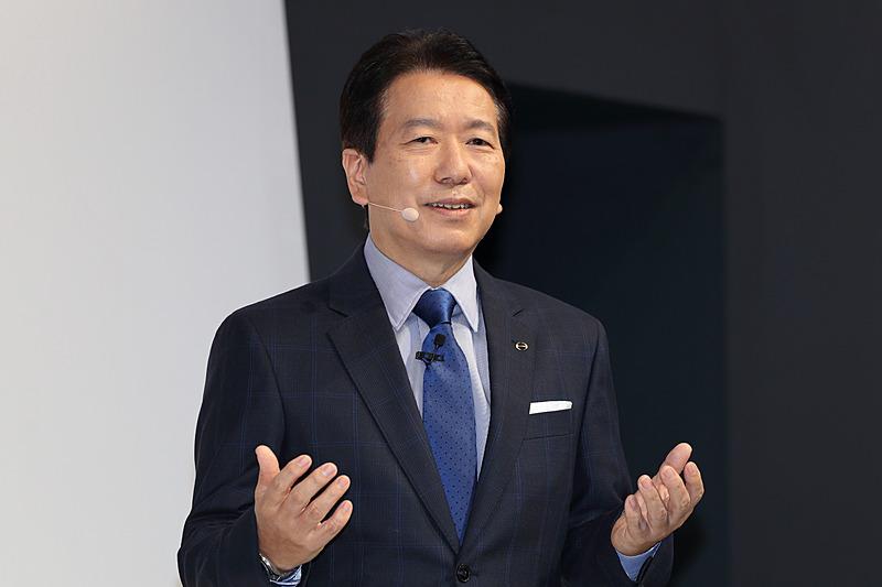 日野自動車株式会社 代表取締役社長 最高経営責任者 下義生氏