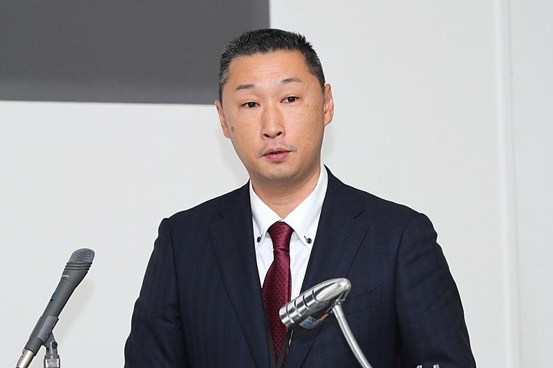 マツダ株式会社 商品本部 主査 和田宜之氏