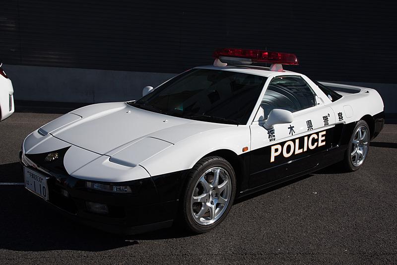 NSXパトカー