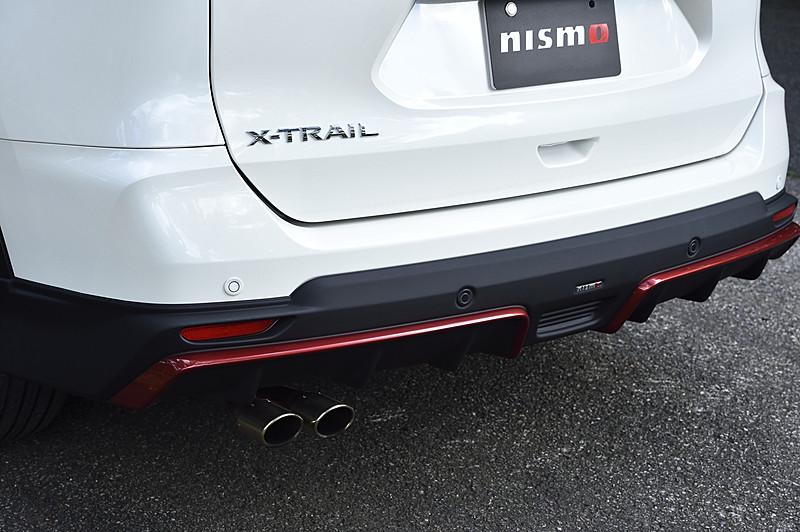 フロントアンダースポイラー、リアアンダースポイラー、サイドスカートをセットにした「エアロキット」は塗装済みで23万8000円(税別)