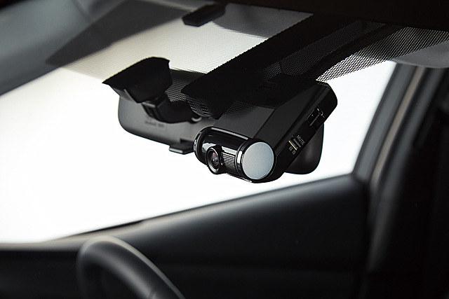 安心機能付きドライブレコーダー(一体型)