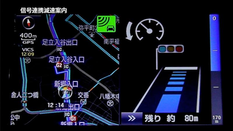 ETC2.0ユニット(ナビ連動タイプ・光ビーコン機能付):3万2400円。信号連携減速案内