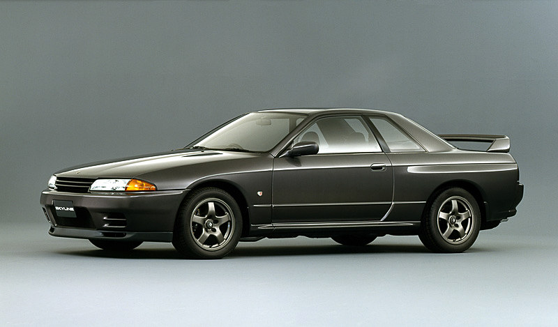 「スカイライン GT-R(R32型)」