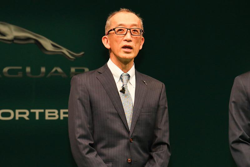 ジャガー・ランドローバー・ジャパン株式会社 マーケティング・広報部 ディレクター 若林敬一氏