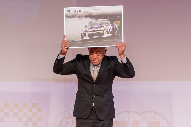 FIA インターコンチネンタル・ドリフティング・カップ 優勝:川畑真人選手