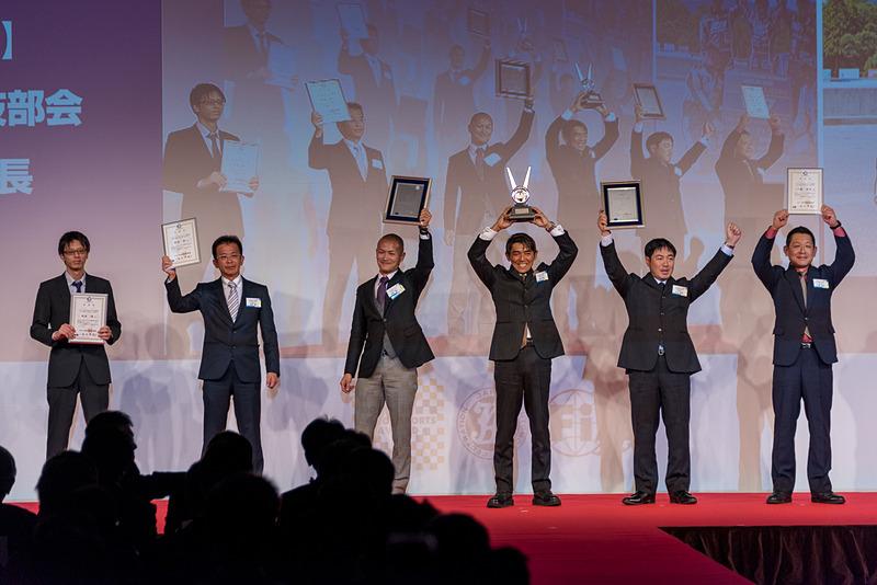 全日本ジムカーナ選手権 PN部門 クラス2 チャンピオン:山野哲也選手