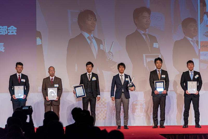 全日本ジムカーナ選手権 PN部門 クラス3 チャンピオン:ユウ選手