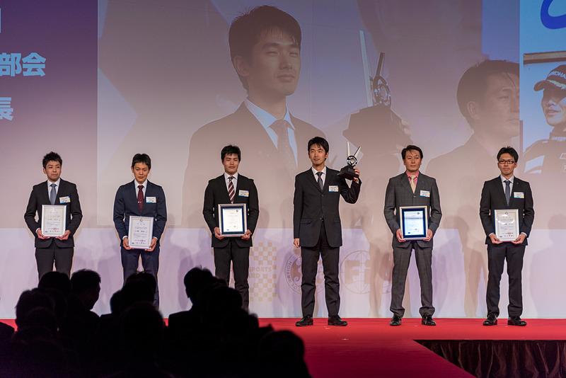 全日本ジムカーナ選手権 SA部門 クラス2 チャンピオン:朝山崇選手