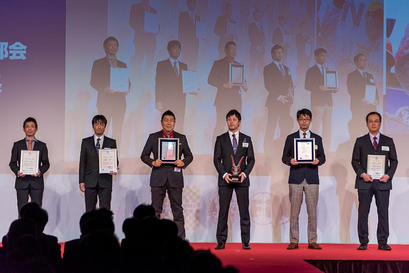 全日本ジムカーナ選手権 SA部門 クラス3 チャンピオン:小俣洋平選手