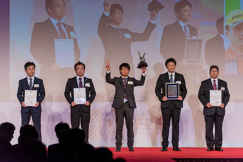 全日本ダートトライアル選手権 PN部門 クラス1 チャンピオン:宝田ケンシロー選手