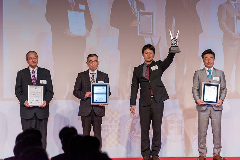 全日本ダートトライアル選手権 N部門 クラス2 チャンピオン:黒木陽介選手