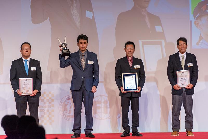 全日本ダートトライアル選手権 SC部門 クラス1 チャンピオン:山崎迅人選手