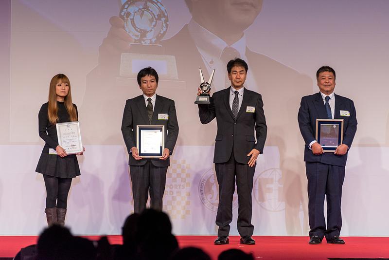 全日本ラリー選手権 クラス1 ドライバー チャンピオン:須藤浩志選手