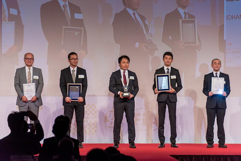 全日本ラリー選手権 クラス2 ドライバー チャンピオン:猪股寿洋選手