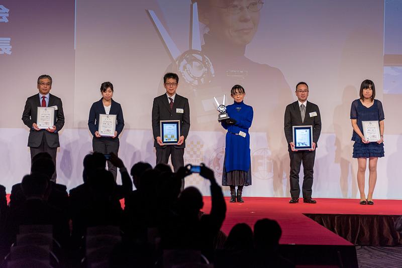 全日本ラリー選手権 クラス3 ナビゲーター チャンピオン:井上裕紀子選手