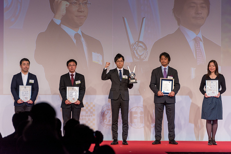 全日本ラリー選手権 クラス5 ドライバー チャンピオン:小濱勇希選手