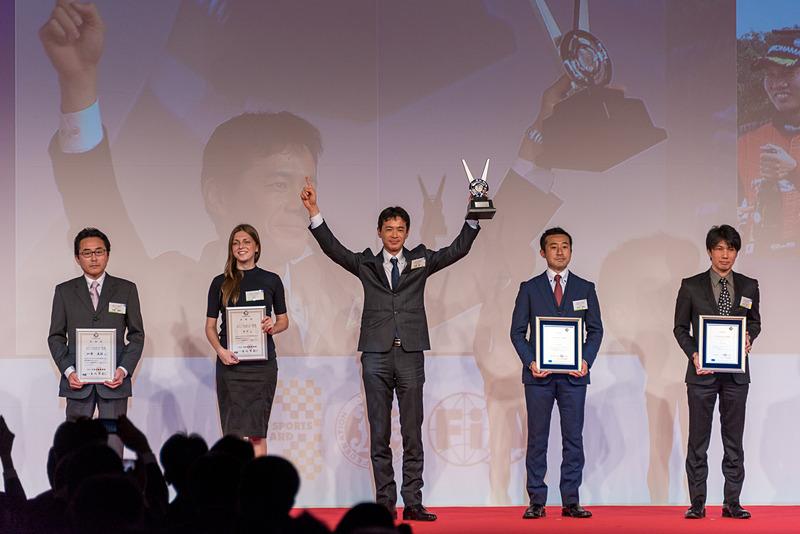 全日本ラリー選手権 クラス5 ナビゲーター チャンピオン:馬場雄一選手