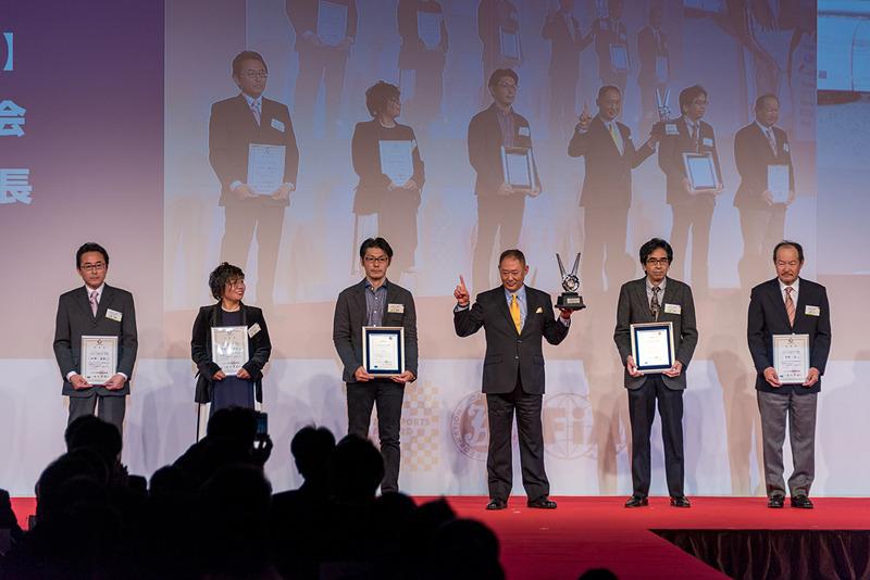 全日本ラリー選手権 クラス6 ナビゲーター チャンピオン:石田裕一選手