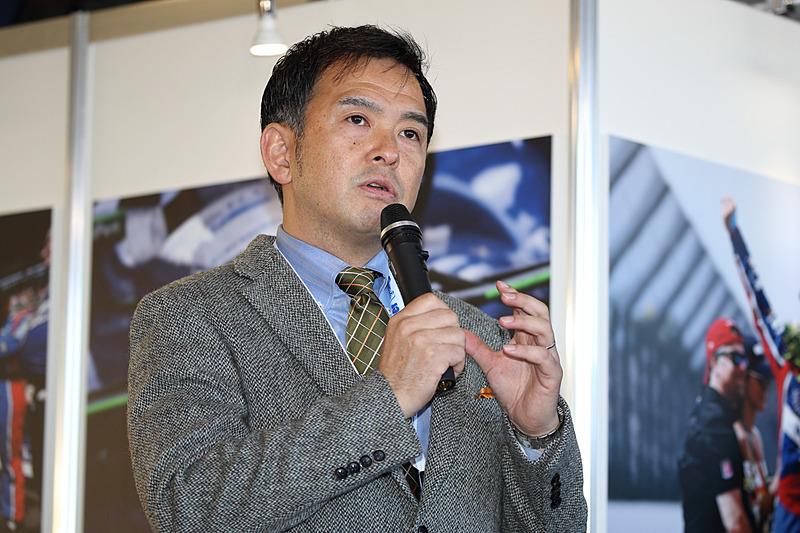 ボルグワーナー・モールスシステムズ・ジャパン株式会社 代表取締役社長 三島邦彦氏