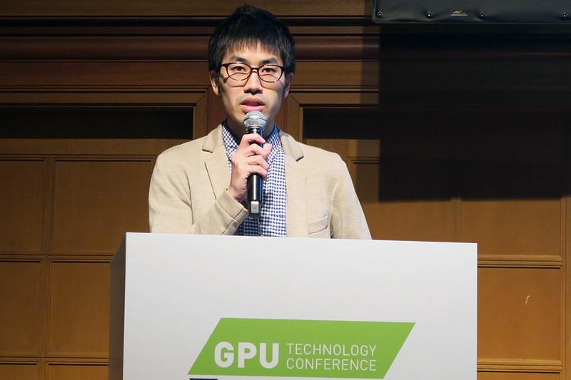 株式会社NTTドコモ R&Dイノベーション本部 サービスイノベーション部 第2サービス開発担当 石黒慎氏