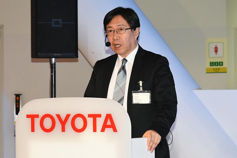 トヨタ自動車株式会社 パワートレーンカンパニー 常務理事 安部静生氏