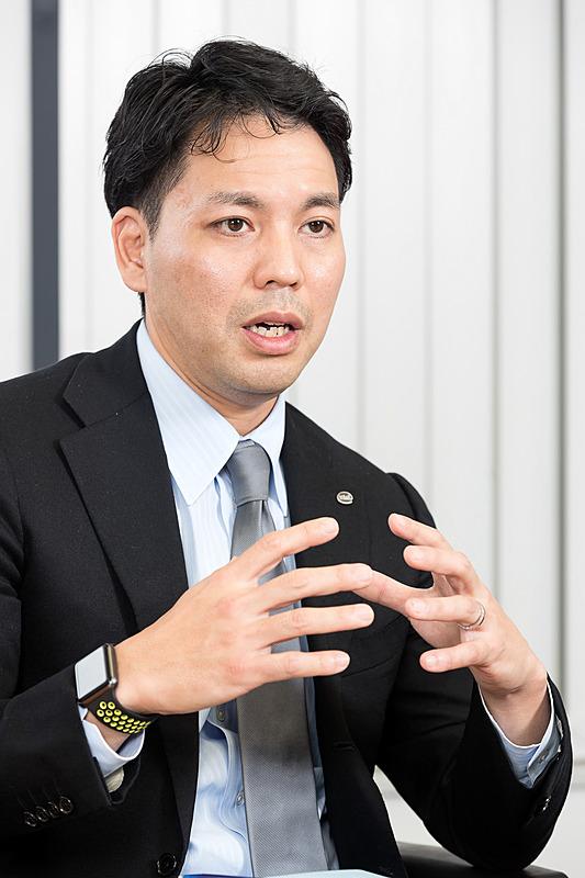 インテル株式会社 執行役員 オートモーティブ担当 大野誠氏