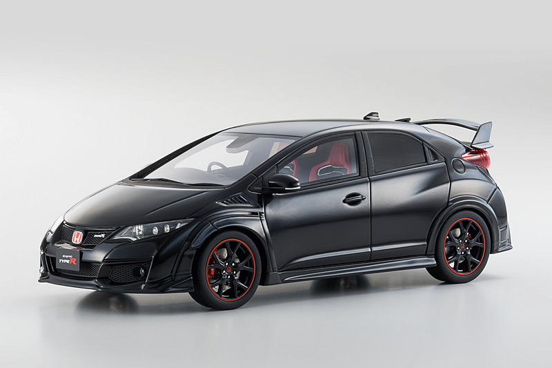 Samurai 1/18スケール Civic Type R