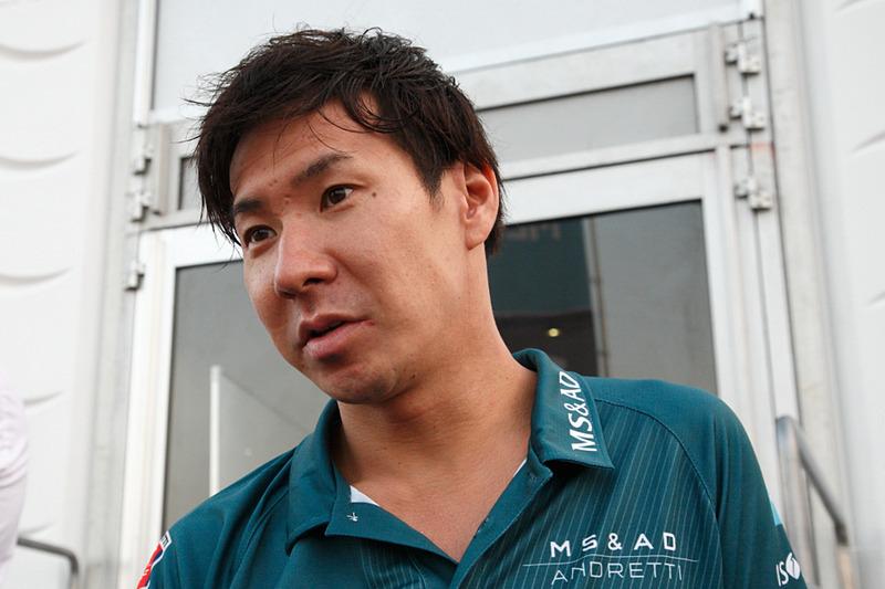 フォーミュラE 第1戦、第2戦香港に挑戦した小林可夢偉選手
