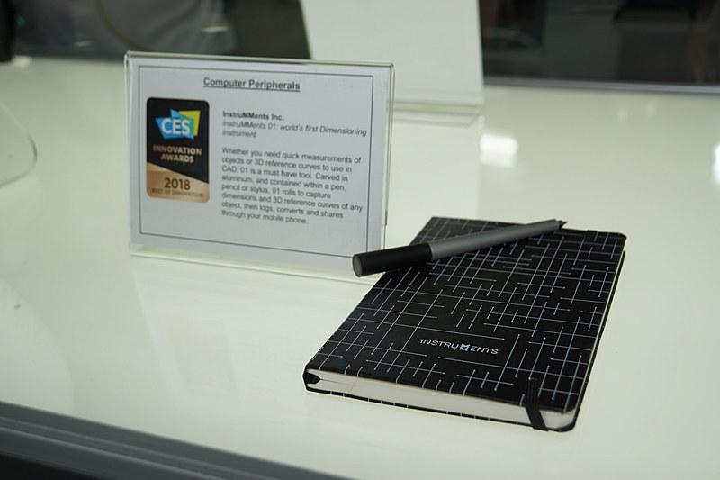 InstruMMents 01: World's First Dimensioning Instrument