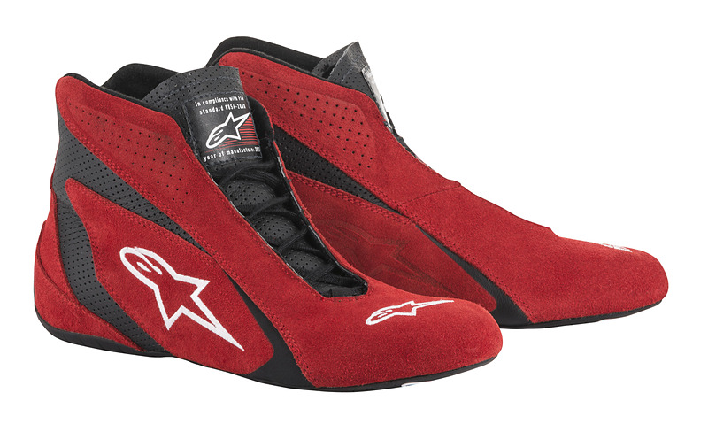 SP SHOESの「31 RED BLACK」