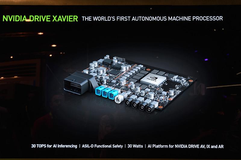 DRIVE Xavierの説明