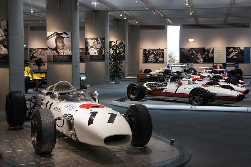 開館20周年を期に、「ホンダコレクションホール」1階 展示エリアの一部をリニューアル