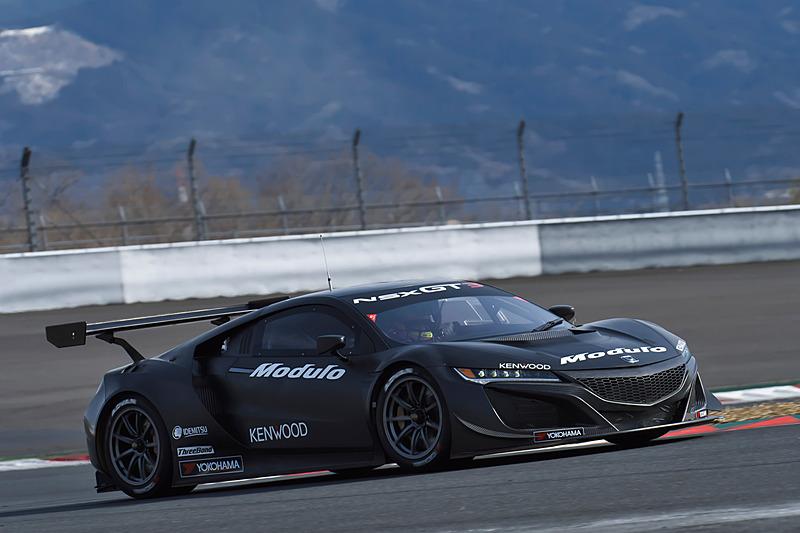 Modulo Drago CORSEチームのNSX GT3
