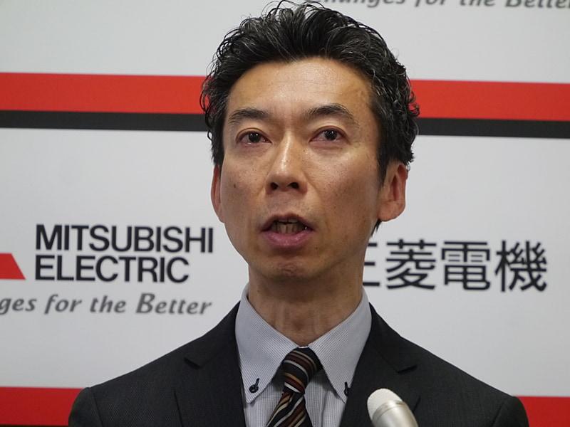 三菱電機株式会社 デザイン研究所長 阿部敬人氏