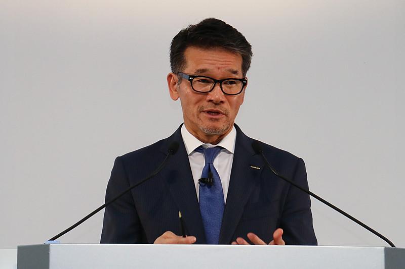 通期見通しの下方修正を重く受け止め、さまざまな対策を打っていると語る田川氏