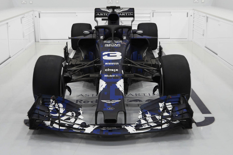 Aston Martin Red Bull Racing TAG-Heuer RB14