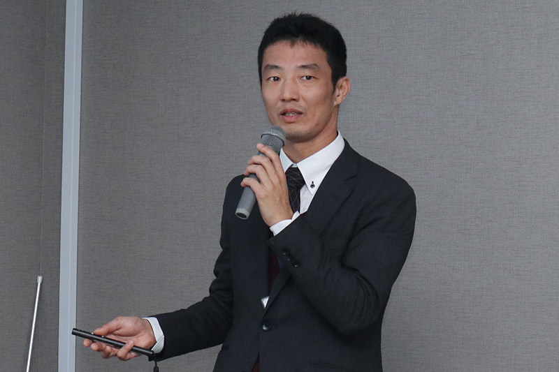 トヨタ自動車株式会社 先進技術開発カンパニー 先端材料技術部 グループ長 庄司哲也氏