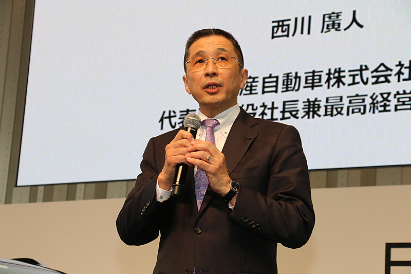 専門性を持ったパートナーと協力して仕事を進めていくことで将来の競争力を確保していくと語る西川氏