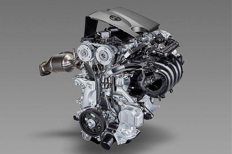 新型直列4気筒2.0リッター直噴エンジン「Dynamic Force Engine(2.0L)」