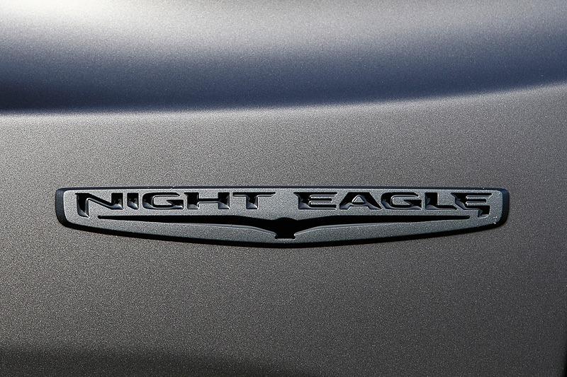 Night Eagleバッヂ