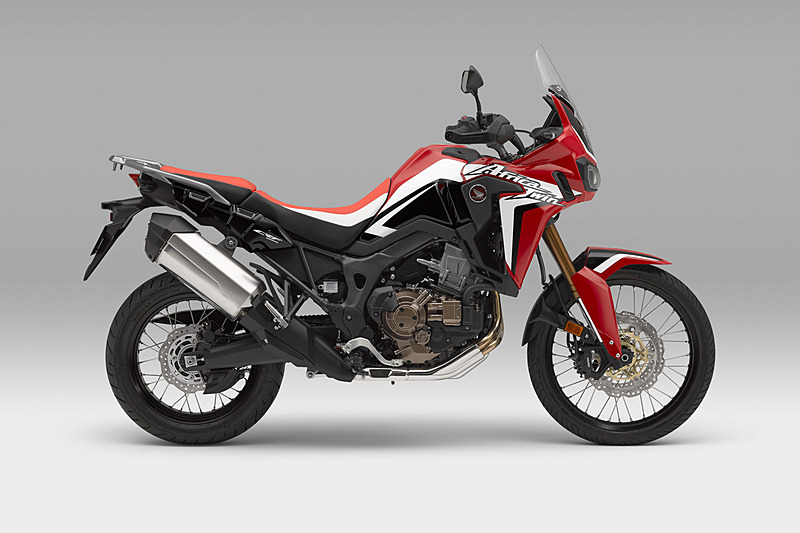 CRF1000L Africa Twin Dual Clutch Transmission(グランプリレッド)