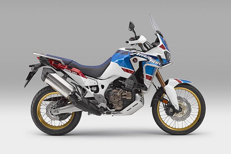 CRF1000L Africa Twin Adventure Sports デュアル・クラッチ・トランスミッション(パールグレアホワイト)