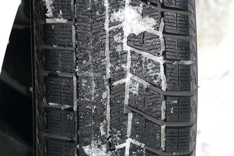 ステップワゴン Modulo Xのタイヤサイズは205/55 R17。試乗した全車で横浜ゴム「iceGUARD 6」を装着し、条件をそろえた