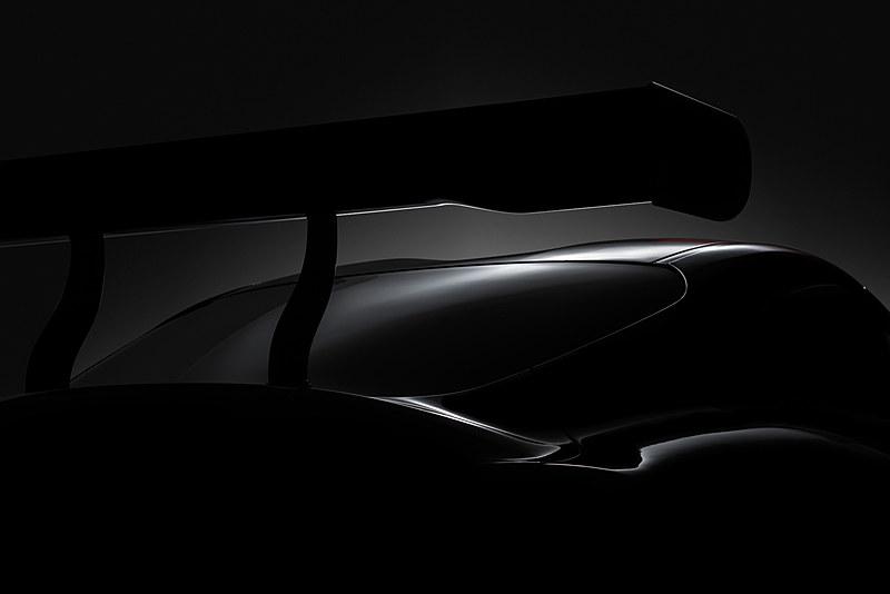 トヨタ自動車がスイス「ジュネーブモーターショー」に出展する「レーシングコンセプトモデル」